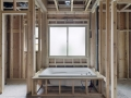 Soaking Bathtub in New Construction Home